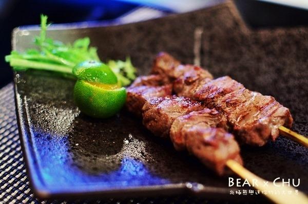 【台北松山區】熊燒BAR串燒餐酒館試吃體驗‧食材新鮮經營用心料理美味