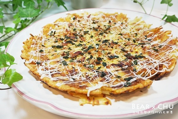 香酥可口日式馬鈴薯煎餅披薩‧Epiro愛比諾冷壓初榨橄欖油食譜