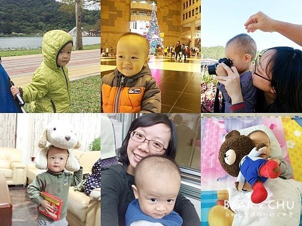 【寶寶成長日記】小熊寶1歲10個月‧快滿兩歲不吵不鬧自然離乳