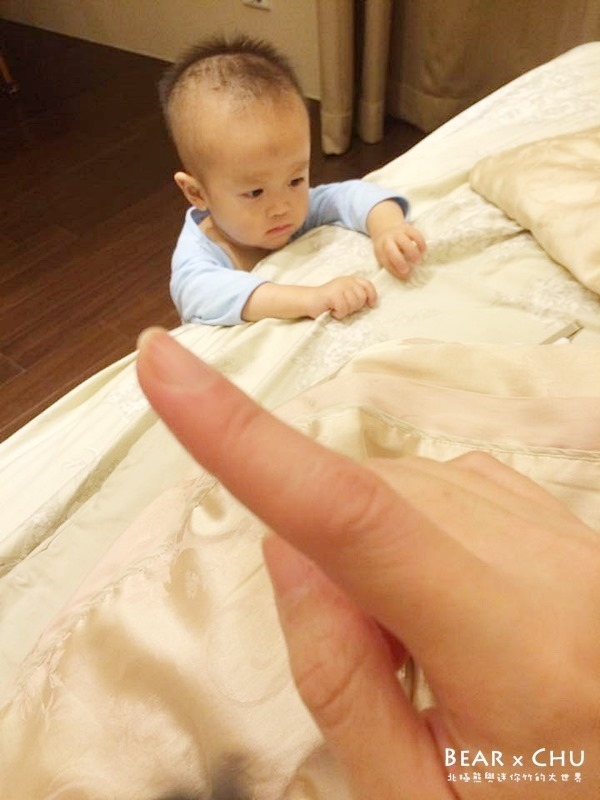 【寶寶成長日記】小熊寶2歲‧又哭又笑又愛又恨的矛盾期
