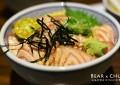 【台北市中山區】中山捷運站附近于丼屋海鮮丼烤物