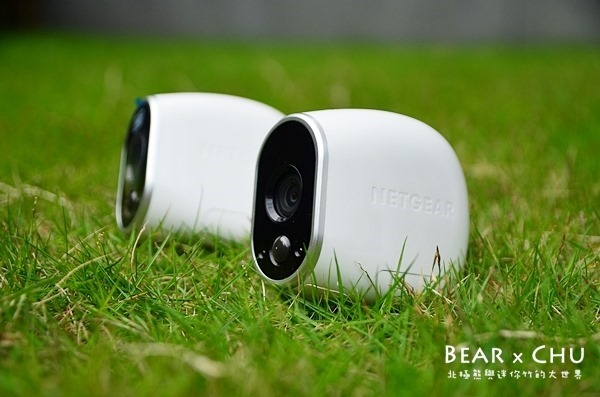 Netgear Arlo 100%無線雲端智慧攝影機體驗‧遠端監測、錄影、拍照一次滿足