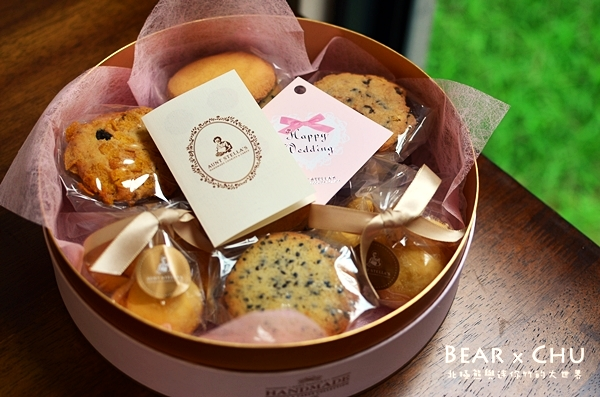 【幸福婚事】Aunt Stella詩特莉手工餅乾婚約禮盒試吃分享