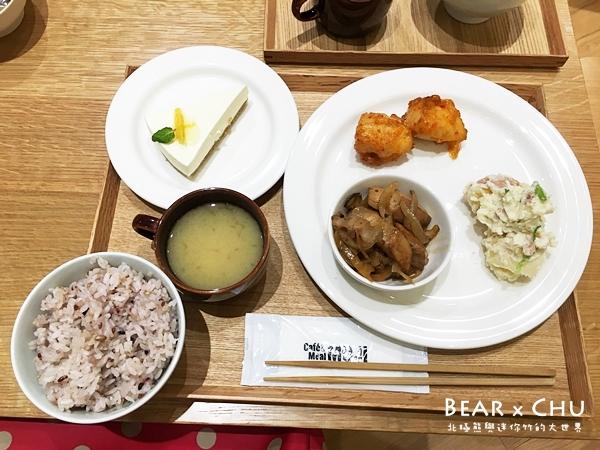 【台北中山區美食】Café&Meal MUJI無印良品餐廳美麗華店