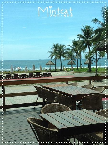 【高雄住宿推薦】西子灣沙灘會館,擁著藍天白雲和沙灘度個假!