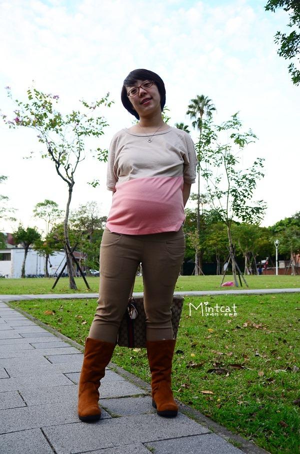 【體驗分享】修飾孕婦水腫胖腿就靠她‧SONIA國民女鞋2 way短絨雪靴