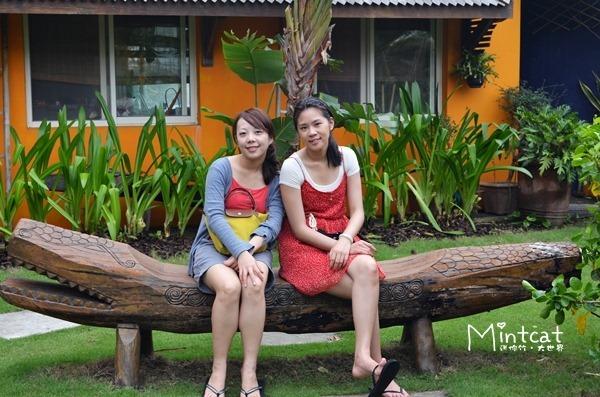 【墾丁旅遊】墾丁民宿花園紅了‧彷彿置身峇厘島的美麗風情