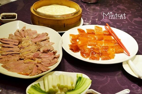 【台北家庭聚餐推薦】聚豐園江浙美食餐廳‧酸菜白肉鍋與烤鴨名店