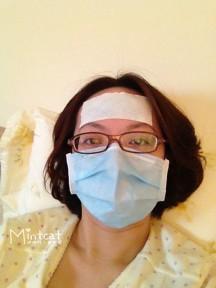 【哺乳日記】緊急情況!媽咪得了A型流感