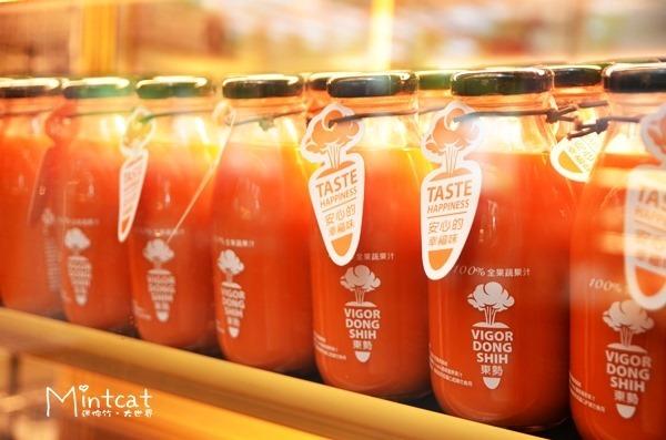 VDS活力東勢100%胡蘿蔔汁‧好喝不青澀的營養