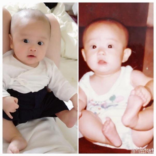 【成長日記】小熊寶0歲2個月