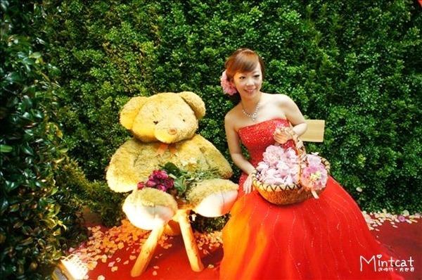 【C&C幸福婚事】婚禮佈置推薦台北趙燦花藝‧比新人更用心!