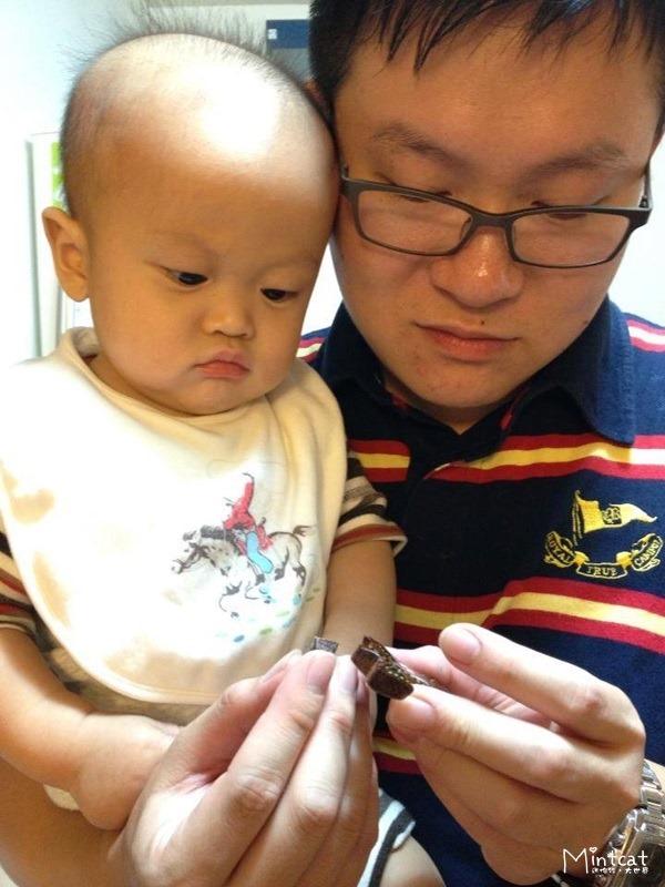 【成長日記】小熊寶0歲10個月