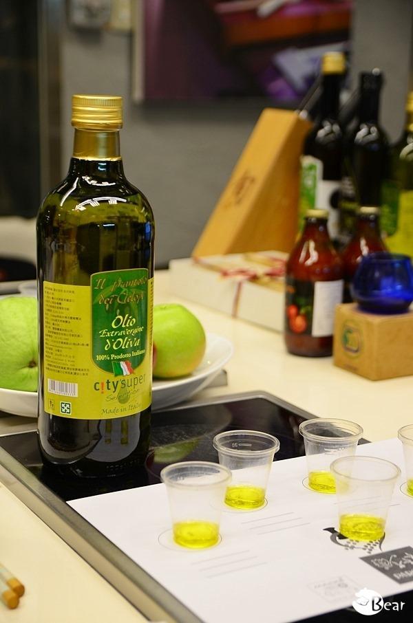 """【邀約體驗】city'super「暢""""油""""橄欖」‧簡單幾個步驟教您如何認識橄欖油"""