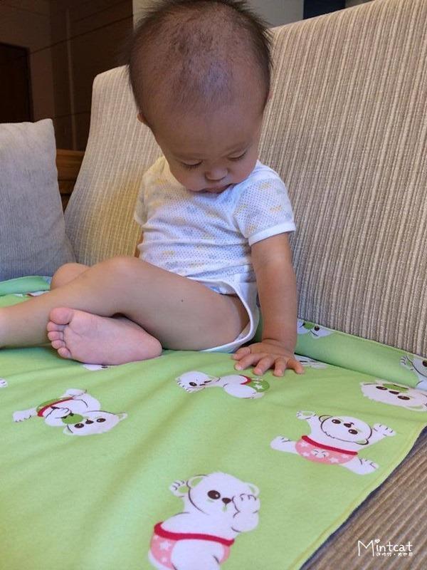 【寶寶成長日記】小熊寶1歲4個月