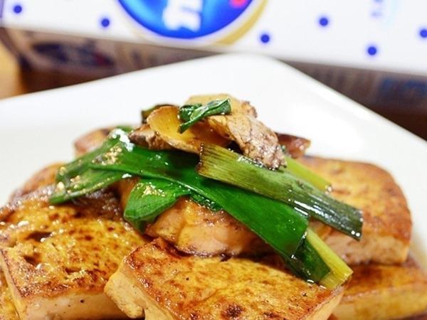 豆腐料理食譜│可爾必思醬燒豆腐(五香素)