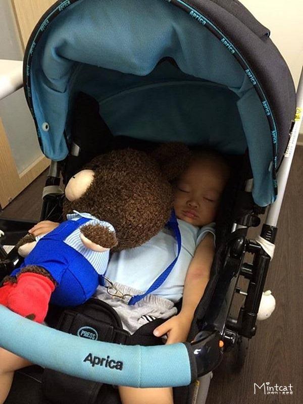【寶寶成長日記】小熊寶1歲6個月