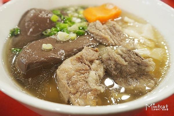 【台北大安區美食】老宋記真善美牛肉麵‧近捷運六張犁站的好店
