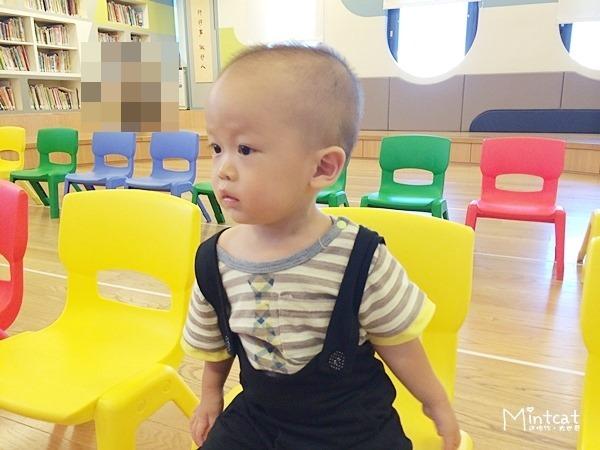 【熊寶1Y8M】行天宮親子班學習記錄‧親子共讀「媽媽的小褲褲」繪本
