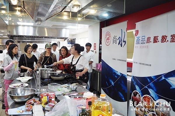 阿芳老師CAS尚水產品廚藝教室‧泰式麥年煎魚與鮪魚茄綿溫沙拉食譜