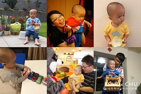 【寶寶成長日記】小熊寶1歲9個月‧進入整天講不停的時候了