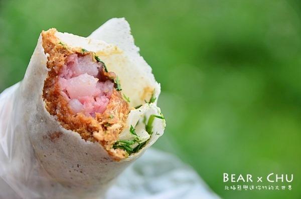 【宜蘭美食小吃】礁溪玉田香腸單吃就美味‧香腸花生捲鹹甜滋味絕