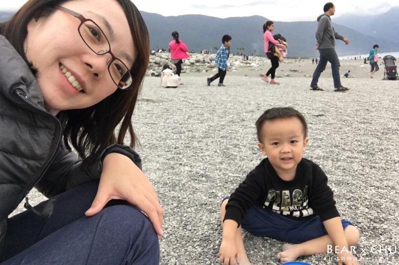 【寶寶成長日記】熊寶4歲1個月・初次環島&賞花燈、說不行越是要