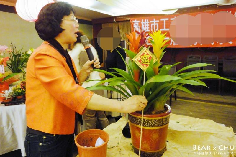 過年佈置DIY組合盆栽鳳梨_20110120-171850.JPG