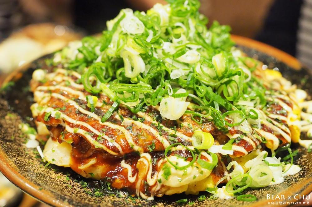 【台北松江南京美食】鐵之腕和風鐵板料理・大阪燒、日式炸雞、薑燒豬肉