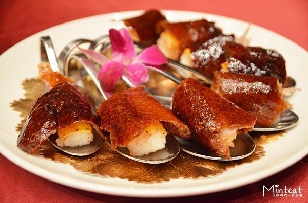 食尚玩家宜蘭蘭城晶英酒店紅樓中餐廳‧櫻桃霸王鴨五吃高級又美味